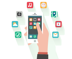 A mobile app is a software application designed to run on mobile devices such as smartphones and tablet computers